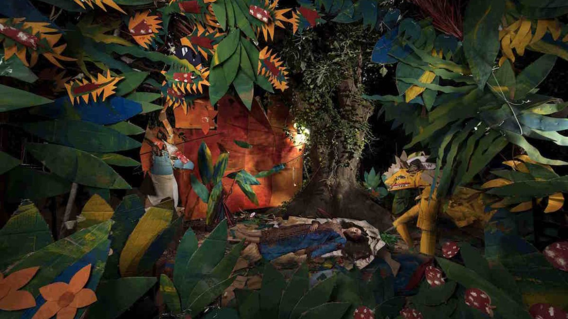Nicolas Henry – Les Cabanes imaginaires-