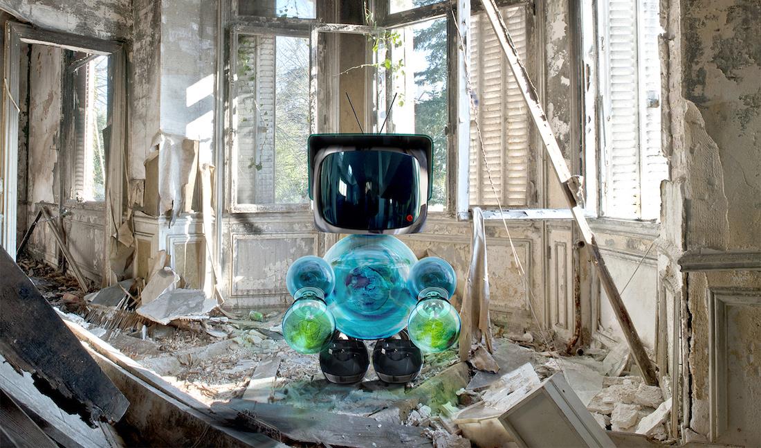 PORTRAITS ROBOT